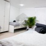 Monteurzimmer K3 Sinsheim - geräumige, liebevoll und stilvolle möblierte Zimmer