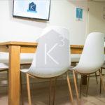 Monteurzimmer K3 Sinsheim - gemütliche, stylische Gemeinschaftsräume