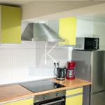 Monteurzimmer K3 Sinsheim - Küche voll ausgestattet