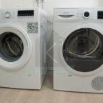 Monteurzimmer-Sinsheim-K3_EG_Trocker und Waschmaschine