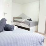 Monteurzimmer-Sinsheim-K3_EG_Zimmer3 Bettzeug und Handtuecher